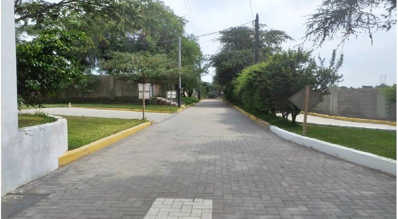 venta de terreno en condominio algarrobos country club